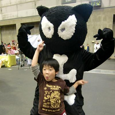 439)結局のトコロ、グラ猫でゆるキャラってどーなの?って話