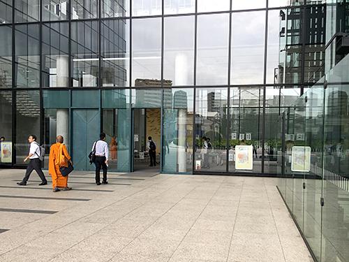日本印度学仏教学会 第69回大会会場